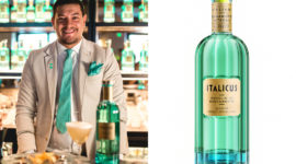 Lucas Kelm è l'Italian Bar Artist of the Year nell'Art of Italicus® Aperitivo Challenge 2019